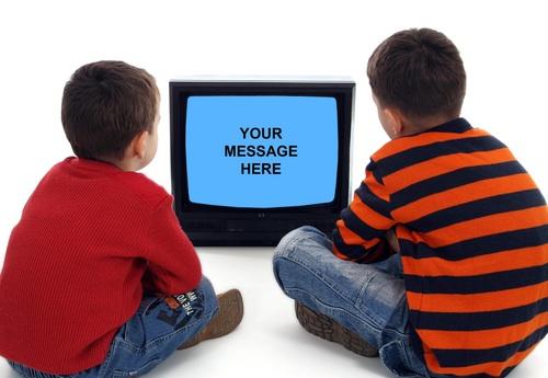 TV y publicidad