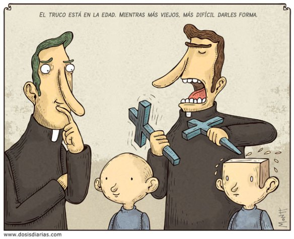 Educación religiosa a temprana edad