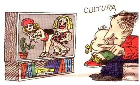 Quino - Conceptos: Cultura