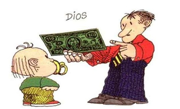 Quino - Conceptos: Dios