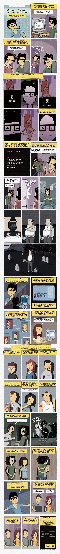 Bunsen - El Internet de mis tiempos