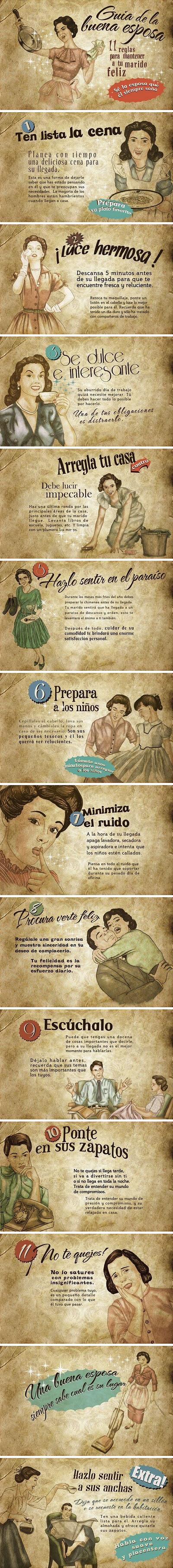 Guía de la buena esposa (1953)