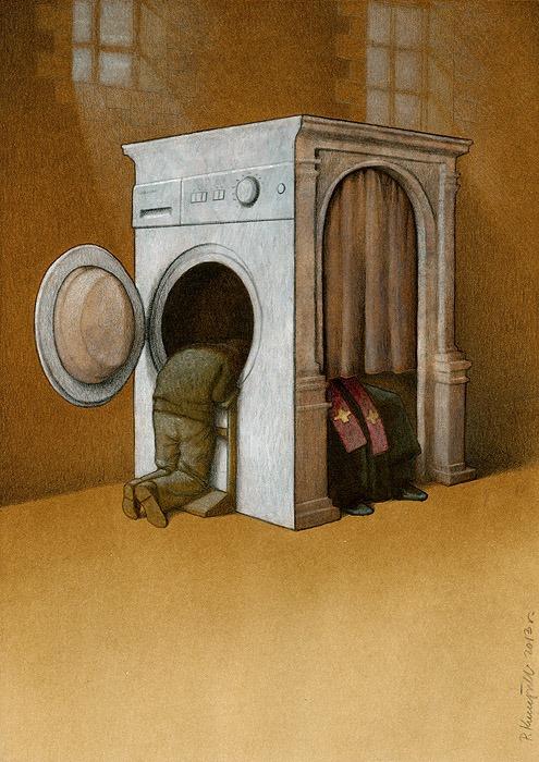 Pawel Kuczynski - Lavado de cerebro