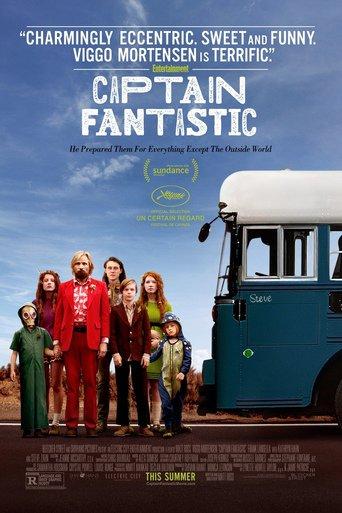 Capitán fantástico (2016) - Poster